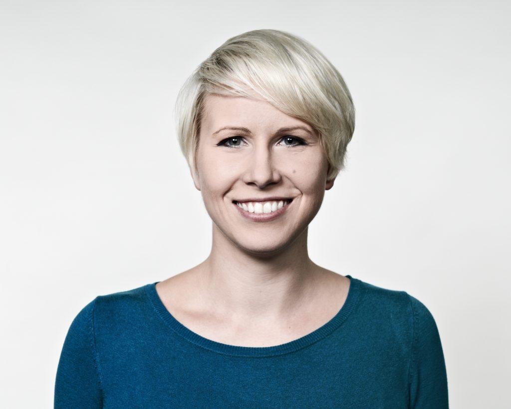 Porträtfoto von Miriam Rupp, Gründerin und gemeinsam mit Nora Feist Geschäftsführerin der Berliner PR- und Storytelling Agentur Mashup Communications